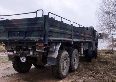 Guerilla Truck